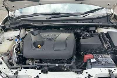 Used 2018 Toyota Corolla 1.4D 4D Prestige
