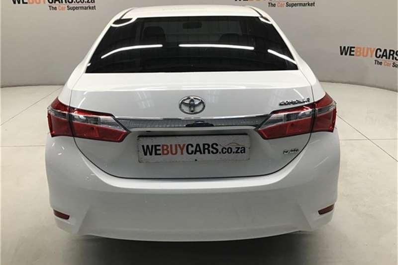 Toyota Corolla 1.4D 4D Prestige 2019