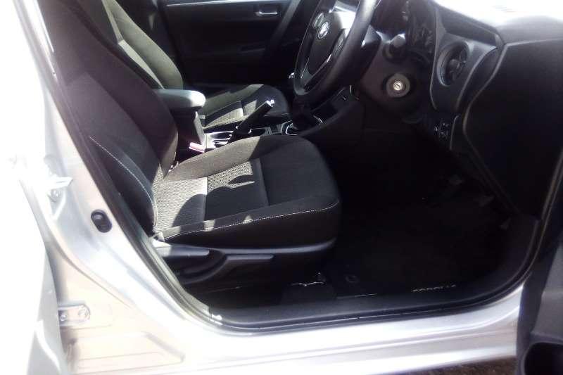 Used 2019 Toyota Corolla 1.4D 4D Prestige