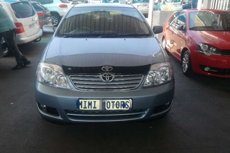 Toyota Corolla 1.6 2005