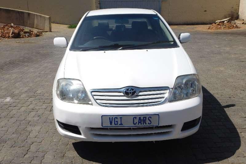 Toyota Corolla Used >> Toyota Corolla