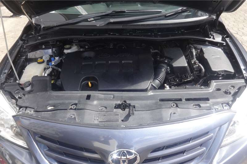 Toyota Corolla 1.6 2012