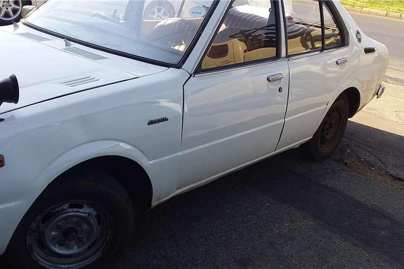 Toyota Corolla 1.6 Advanced 1970