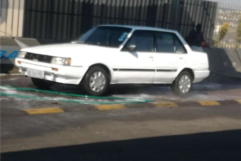 Toyota Corolla 1.6 Advanced 1987