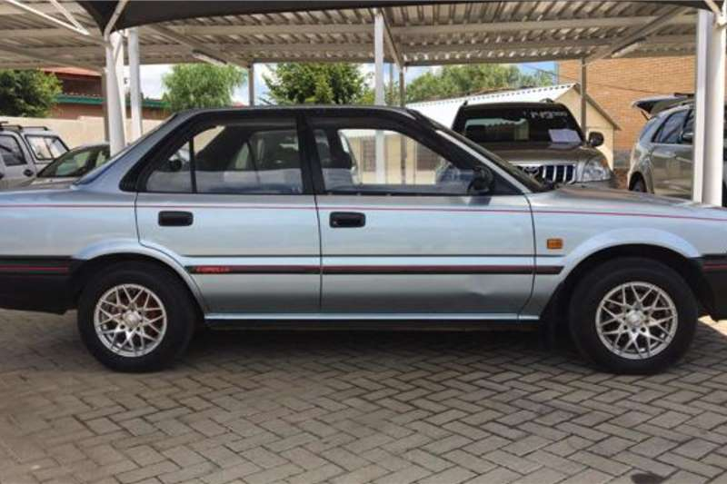 Toyota Corolla 1.6 Advanced 1991