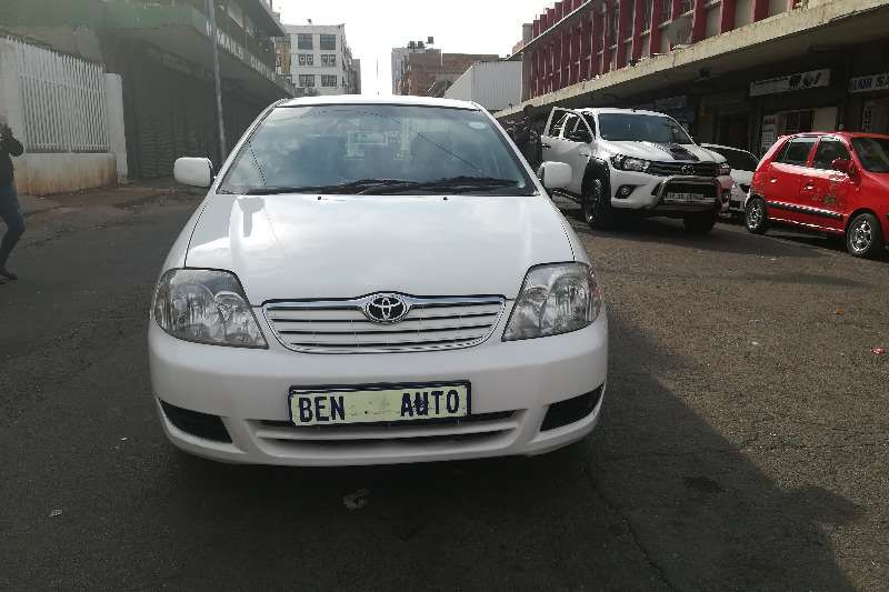 Toyota Corolla 1.6 Advanced 2006