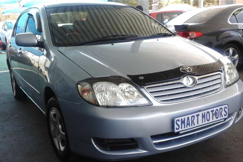 2007 Toyota Corolla Corolla 1.6 Advanced