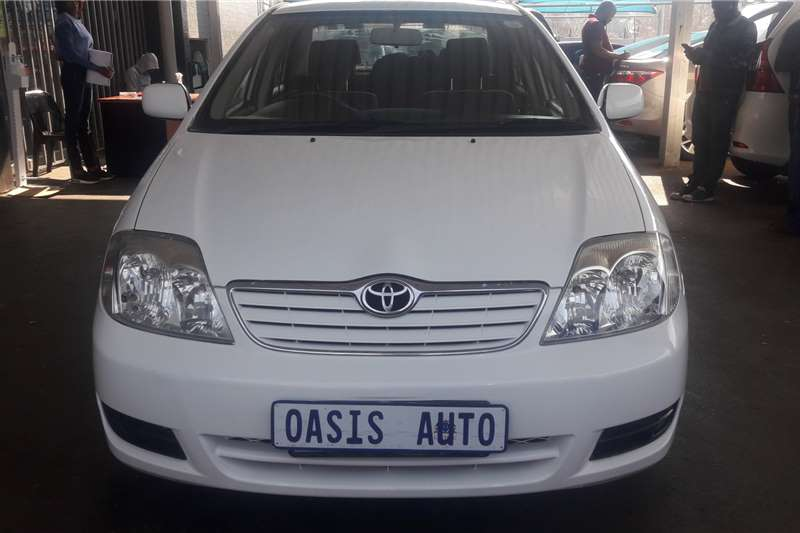 Toyota Corolla 1.6 Advanced 2007