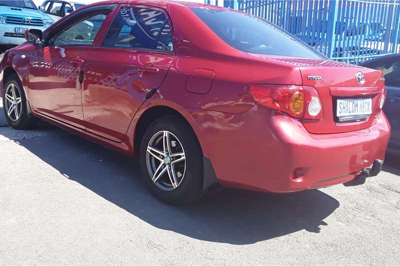 Used 2007 Toyota Corolla 1.6 Advanced