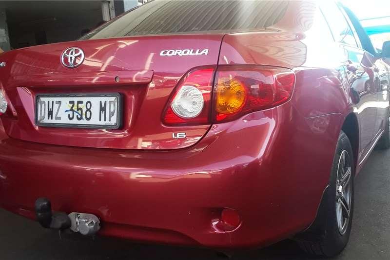 2007 Toyota Corolla Corolla 1.6 Advanced