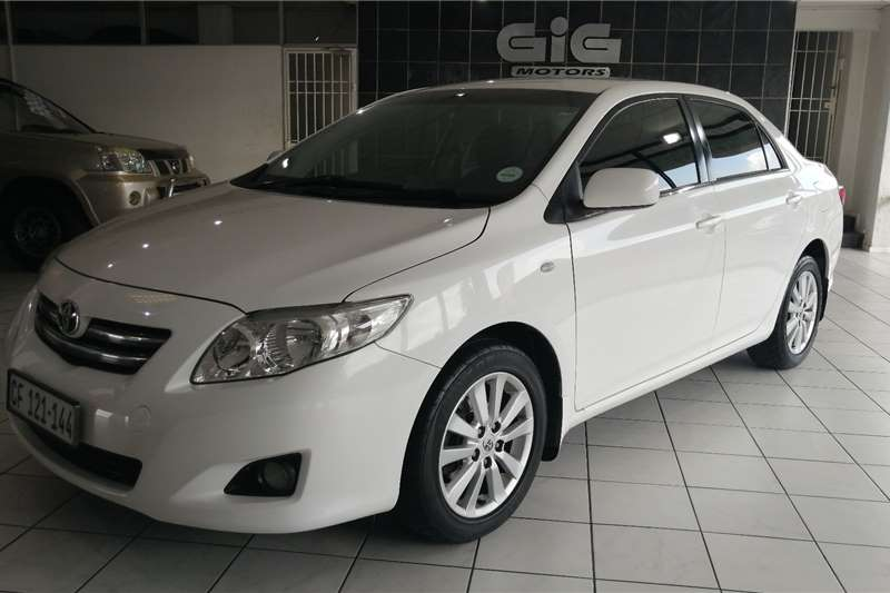 Toyota Corolla 1.6 Advanced 2008