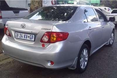 Toyota Corolla 1.6 Advanced 2008