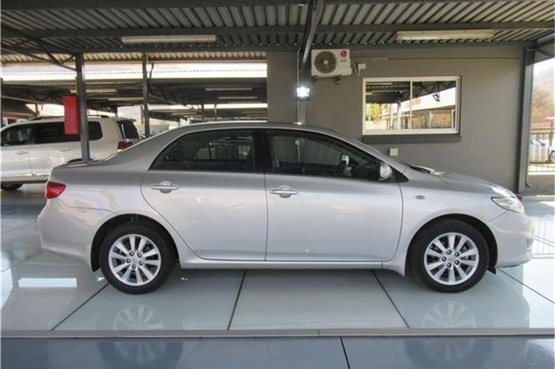 Toyota Corolla 1.6 Advanced 2009