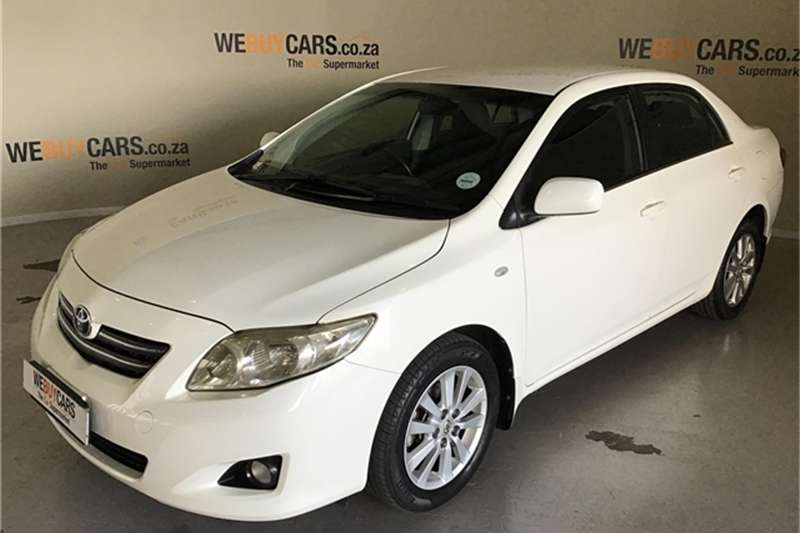 Toyota Corolla Corolla 1 6 Advanced For Sale In Gauteng Auto Mart