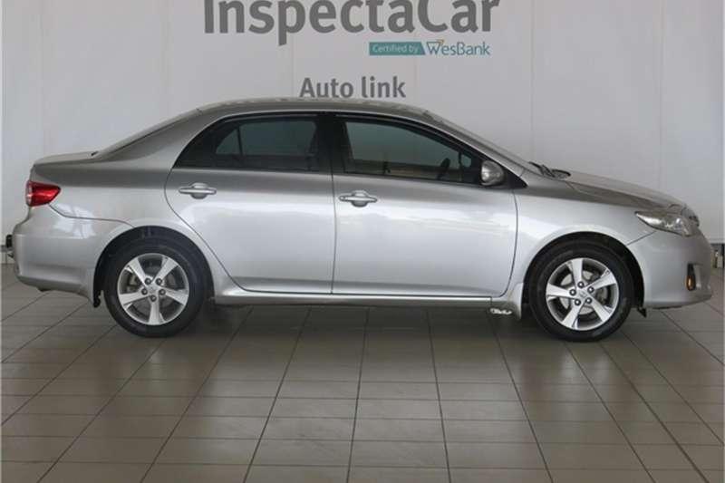 Toyota Corolla 1.6 Advanced 2011