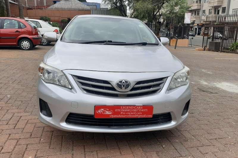 Used 2011 Toyota Corolla 1.6 Advanced
