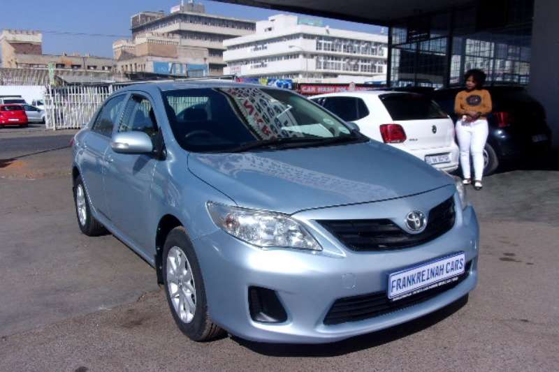 Toyota Corolla 1.6 Advanced 2012