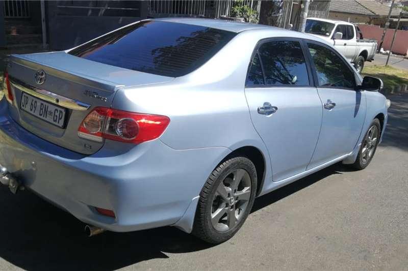 Used 2012 Toyota Corolla 1.6 Advanced
