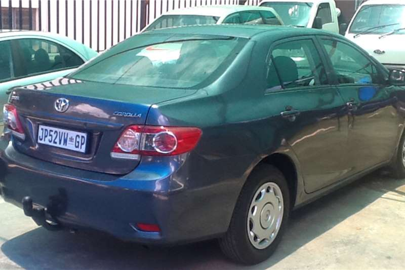 Toyota Corolla 1.6 Advanced 2013