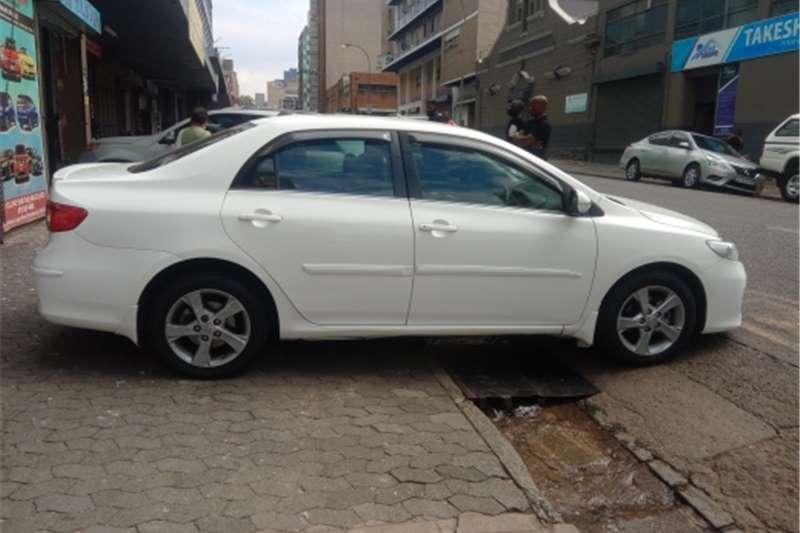 Used 2013 Toyota Corolla 1.6 Advanced