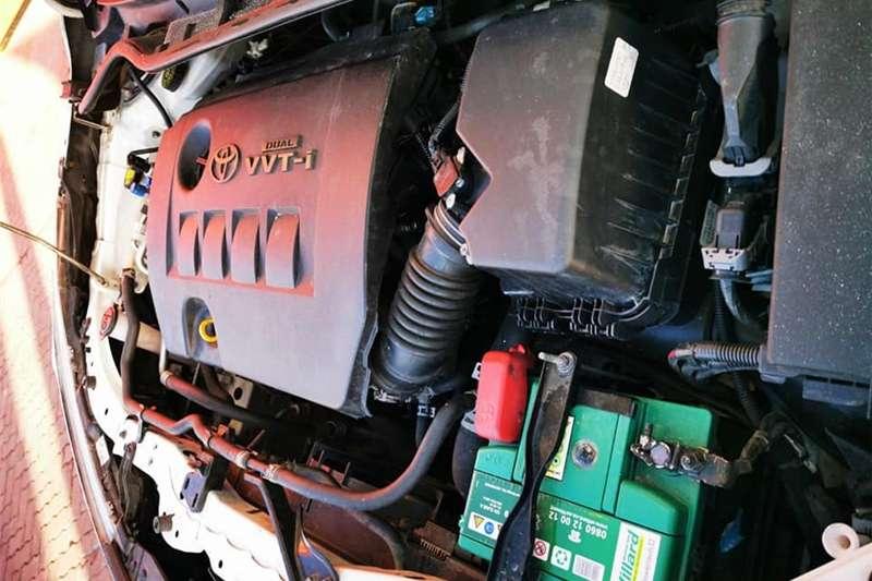 Toyota Corolla 1.6 Advanced 2014