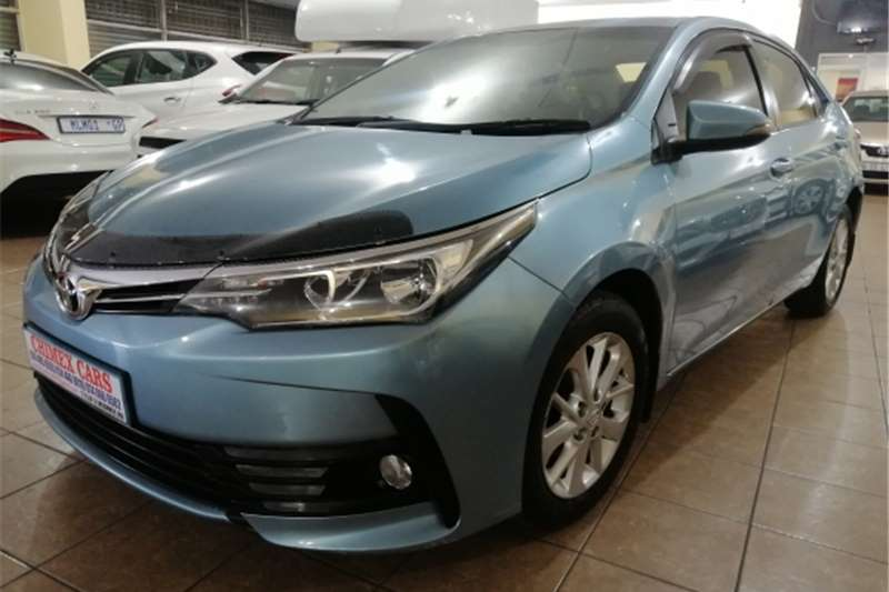 Used 2015 Toyota Corolla 1.6 Advanced
