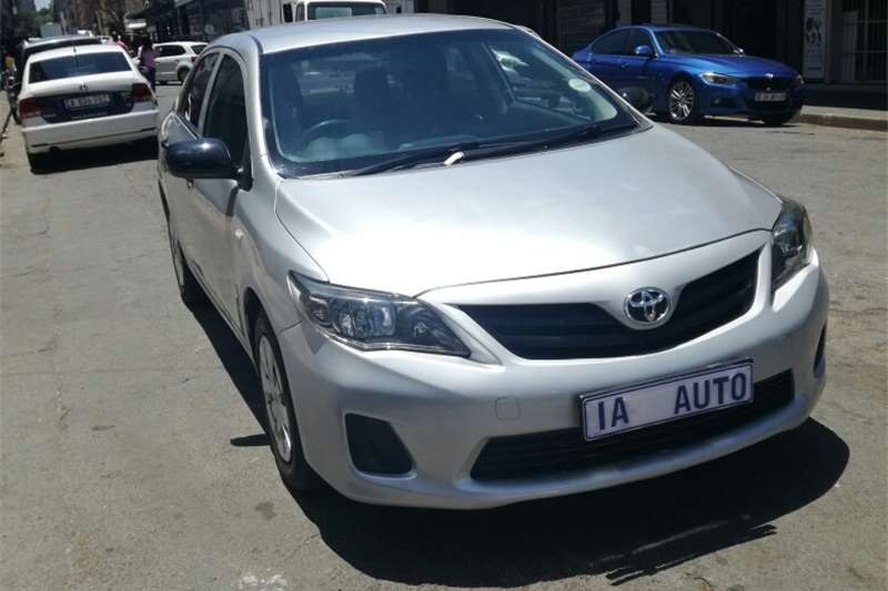 Toyota Corolla 1.6 Advanced 2016