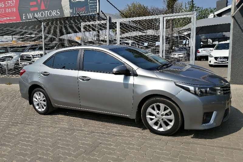 Used 2016 Toyota Corolla 1.6 Advanced