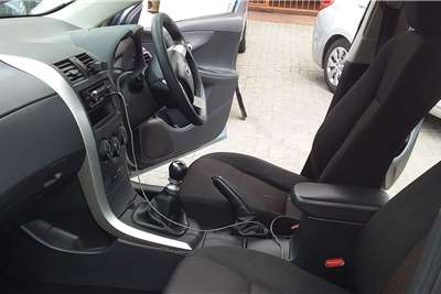 Toyota Corolla 1.6 Advanced 2017