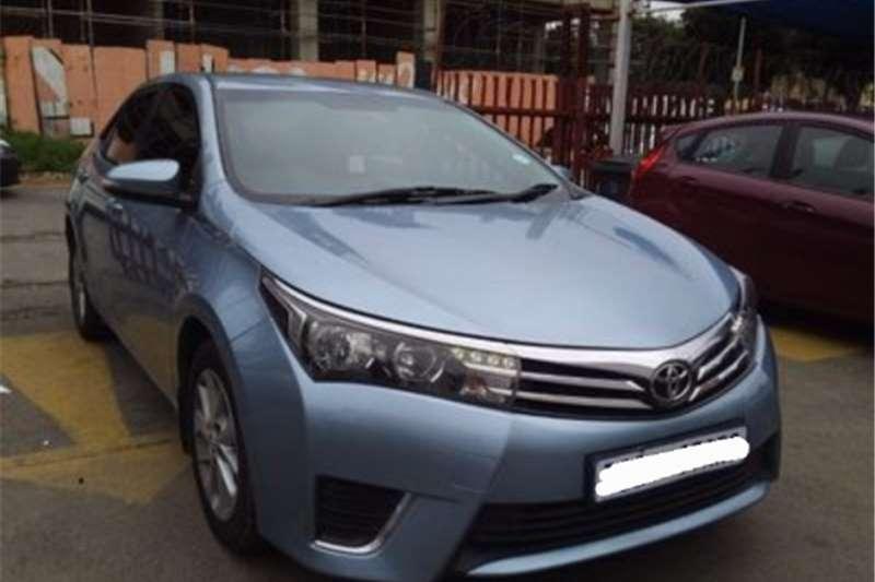 Used 2017 Toyota Corolla 1.6 Advanced