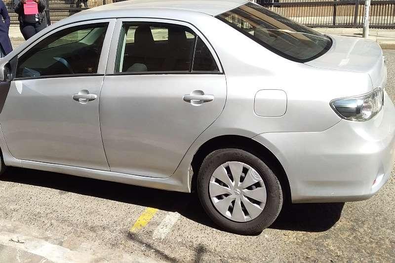 Used 2018 Toyota Corolla 1.6 Advanced
