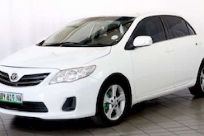 Toyota Corolla 1.6 Advanced A/T 2010