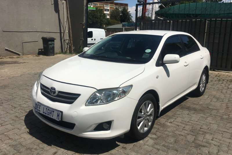 Toyota Corolla 1.6 Advanced auto 2009