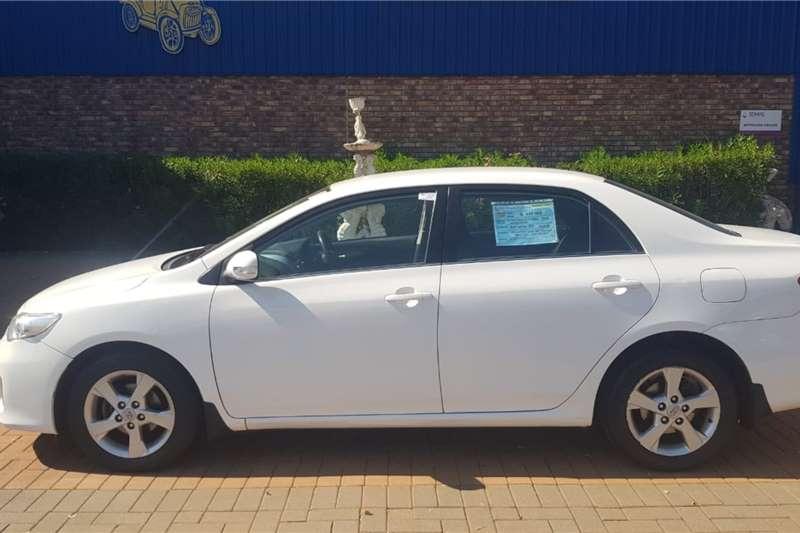 Toyota Corolla 1.6 Advanced auto 2010