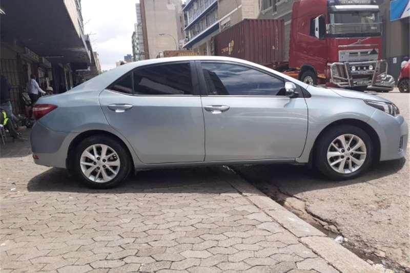 Used 2015 Toyota Corolla 1.6 Advanced auto
