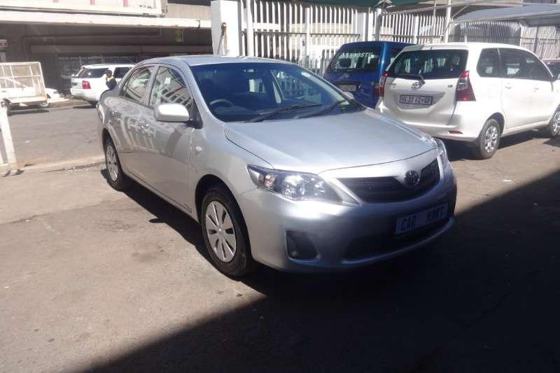Toyota Corolla 1.6 Advanced auto 2018