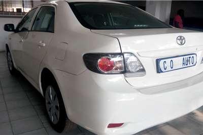 2018 Toyota Corolla Corolla 1.6 Advanced auto