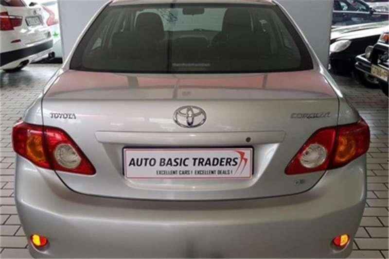 2009 Toyota Corolla For Sale >> Toyota Corolla 1 6 Advanced Automatic