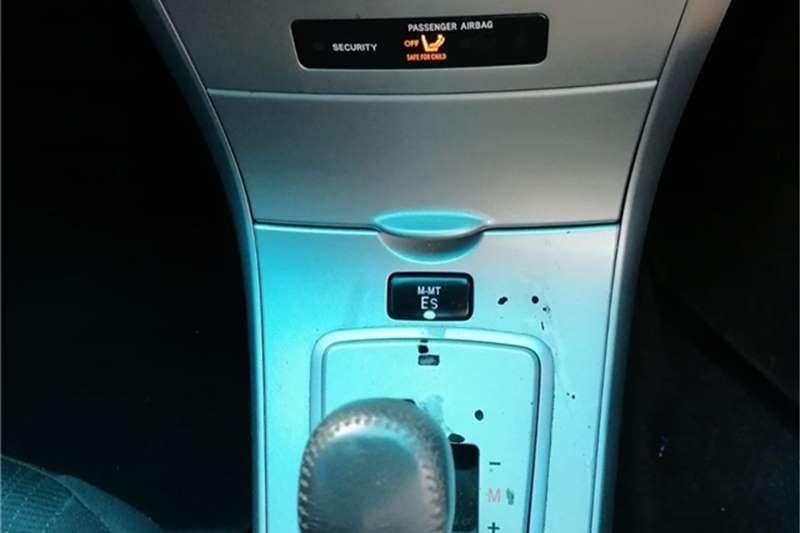 Used 2009 Toyota Corolla 1.6 Advanced automatic