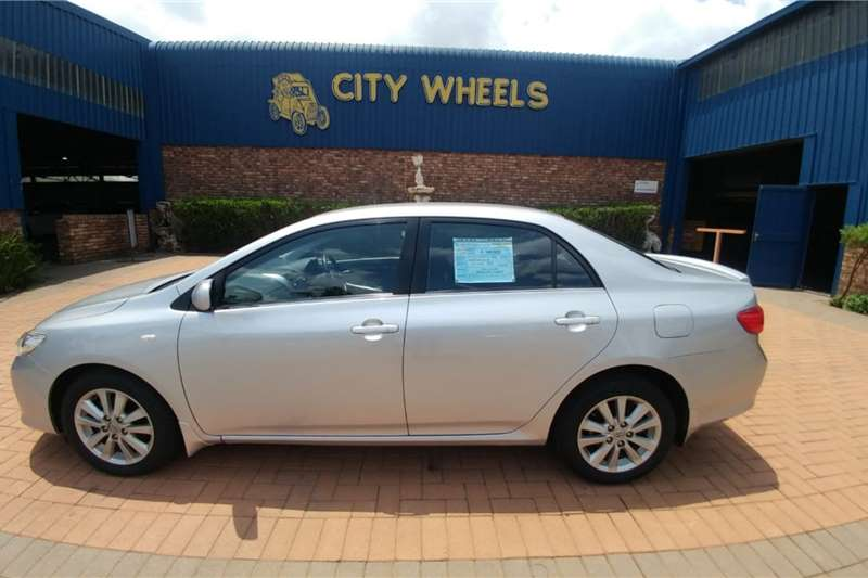 Toyota Corolla 1.6 Advanced automatic 2010