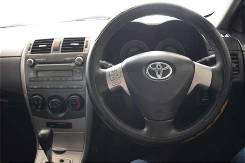 Used 2010 Toyota Corolla 1.6 Advanced automatic