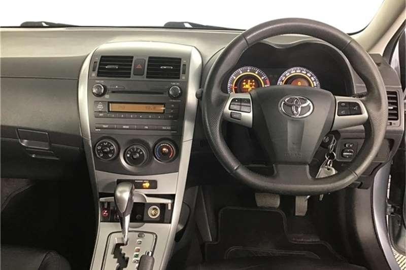 Toyota Corolla 1.6 Advanced automatic 2010