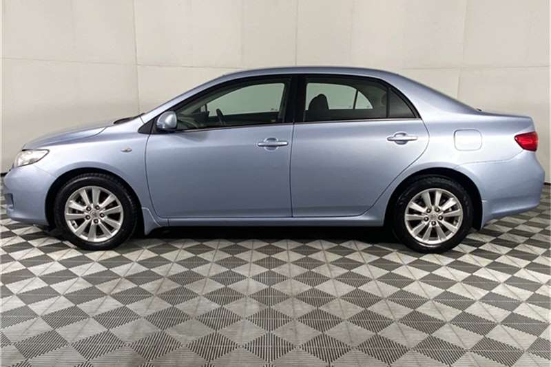 2010 Toyota Corolla Corolla 1.6 Advanced automatic