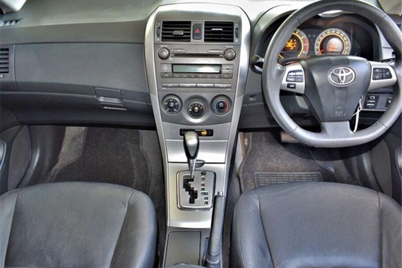 Used 2013 Toyota Corolla 1.6 Advanced automatic