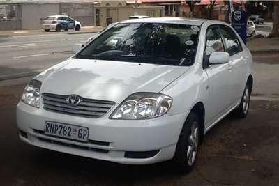 Toyota Corolla 1.6 Advanced Heritage Edition 2007