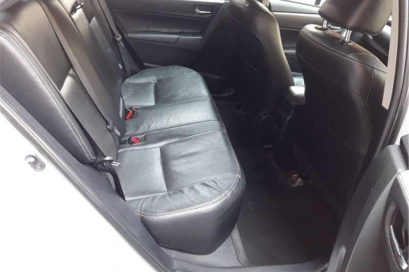 Toyota Corolla 1.6 Advanced Heritage Edition 2014