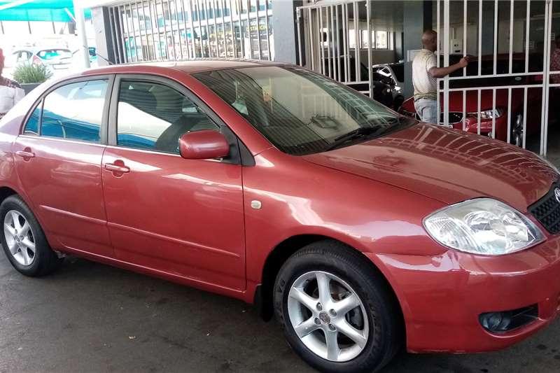 Toyota Corolla 1.6 Esteem 2004