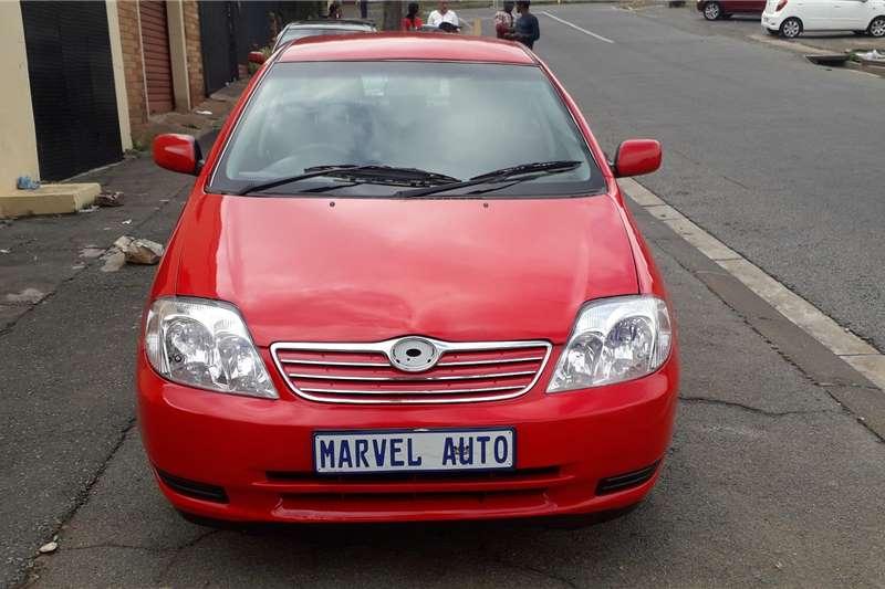 Toyota Corolla 1.6 Esteem 2006