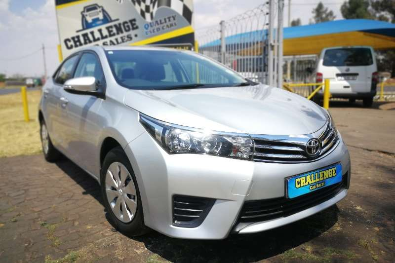 Toyota Corolla 1.6 Esteem 2015