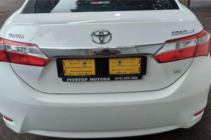 Used 2015 Toyota Corolla 1.6 Esteem